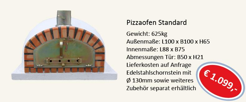 Pizzaofen Standard